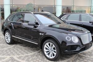 Авто Bentley Bentayga, 2016 года выпуска, цена 16 300 000 руб., Краснодар