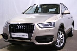 Авто Audi Q3, 2012 года выпуска, цена 950 000 руб., Санкт-Петербург