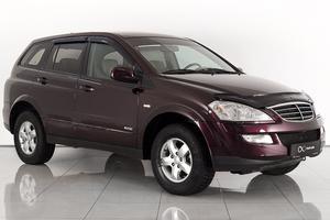 Авто SsangYong Kyron, 2011 года выпуска, цена 569 000 руб., Ростовская область