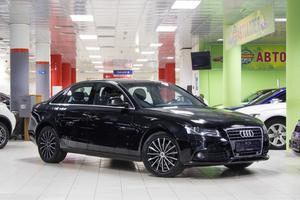Подержанный автомобиль Audi A4, отличное состояние, 2009 года выпуска, цена 633 333 руб., Москва