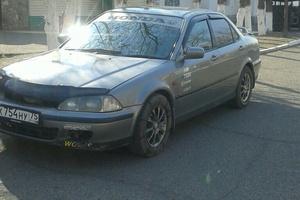 Автомобиль Honda Torneo, среднее состояние, 1998 года выпуска, цена 200 000 руб., Забайкальский край Агинский Бурятский округ