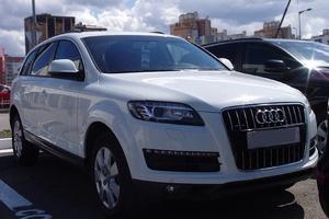 Подержанный автомобиль Audi Q7, отличное состояние, 2013 года выпуска, цена 1 950 000 руб., Казань