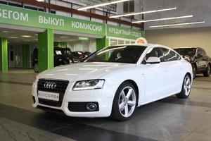 Подержанный автомобиль Audi A5, отличное состояние, 2011 года выпуска, цена 950 000 руб., Москва