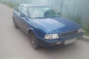 Автомобиль Audi 80, среднее состояние, 1994 года выпуска, цена 125 000 руб., Тамбов