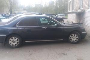 Автомобиль Rover 75, среднее состояние, 2000 года выпуска, цена 130 000 руб., Санкт-Петербург