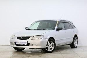 Авто Mazda 323, 2000 года выпуска, цена 140 000 руб., Санкт-Петербург