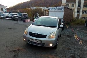 Автомобиль Toyota Corolla Spacio, хорошее состояние, 2002 года выпуска, цена 395 000 руб., Камчатский край