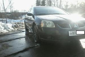 Автомобиль Mitsubishi Galant, хорошее состояние, 2005 года выпуска, цена 260 000 руб., Можайск