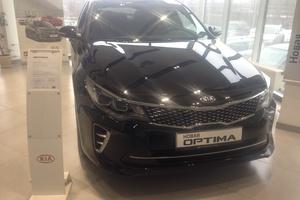 Авто Kia Optima, 2017 года выпуска, цена 1 559 900 руб., Москва