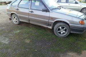 Автомобиль ВАЗ (Lada) 2114, хорошее состояние, 2008 года выпуска, цена 130 000 руб., республика Татарстан