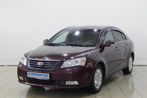Авто Geely Emgrand, 2014 года выпуска, цена 380 000 руб., Москва