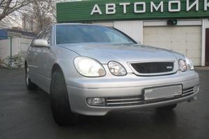 Автомобиль Toyota Aristo, хорошее состояние, 1999 года выпуска, цена 400 000 руб., Новосибирская область