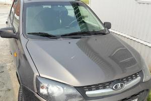 Подержанный автомобиль ВАЗ (Lada) Kalina, хорошее состояние, 2014 года выпуска, цена 315 000 руб., ао. Ханты-Мансийский Автономный округ - Югра