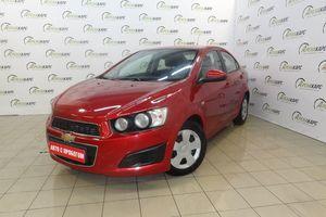 Авто Chevrolet Aveo, 2012 года выпуска, цена 430 000 руб., Санкт-Петербург