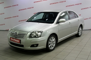 Авто Toyota Avensis, 2007 года выпуска, цена 469 000 руб., Москва