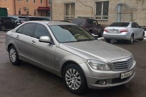 Подержанный автомобиль Mercedes-Benz C-Класс, отличное состояние, 2007 года выпуска, цена 625 000 руб., Мытищи