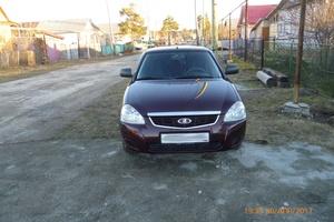 Автомобиль ВАЗ (Lada) Priora, отличное состояние, 2012 года выпуска, цена 240 000 руб., Верхний Уфалей