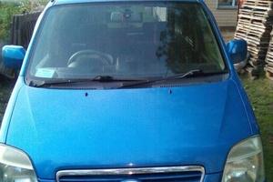 Автомобиль Suzuki Wagon R, хорошее состояние, 2002 года выпуска, цена 250 000 руб., Красноярский край