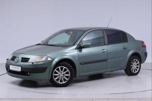 Авто Renault Megane, 2004 года выпуска, цена 189 000 руб., Москва