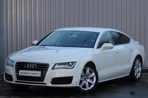 Подержанный автомобиль Audi A7, отличное состояние, 2011 года выпуска, цена 1 380 000 руб., Москва