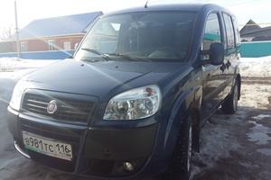 Автомобиль Fiat Doblo, отличное состояние, 2010 года выпуска, цена 360 000 руб., Казань