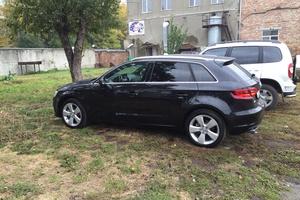 Автомобиль Audi A3, отличное состояние, 2014 года выпуска, цена 1 500 000 руб., Краснодарский край