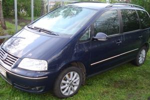 Автомобиль Volkswagen Sharan, хорошее состояние, 2006 года выпуска, цена 480 000 руб., Тамбов