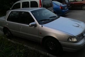 Автомобиль Hyundai Pony, хорошее состояние, 1993 года выпуска, цена 110 000 руб., Тверь