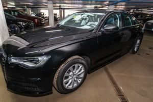 Новый автомобиль Audi A6, 2017 года выпуска, цена 2 619 157 руб., Москва