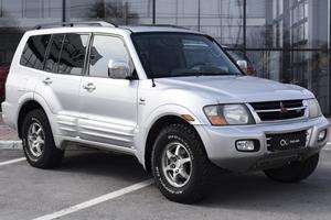 Авто Mitsubishi Montero, 2001 года выпуска, цена 524 000 руб., Ростов-на-Дону