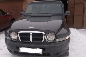 Автомобиль ТагАЗ Tager, хорошее состояние, 2009 года выпуска, цена 450 000 руб., Москва и область