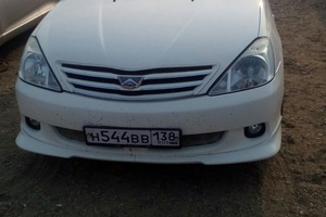 Автомобиль Toyota Allion, хорошее состояние, 2002 года выпуска, цена 370 000 руб., Иркутск