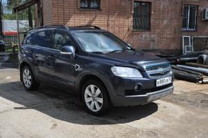 Автомобиль Chevrolet Captiva, отличное состояние, 2007 года выпуска, цена 550 000 руб., Пушкино