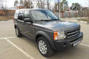 Автомобиль Land Rover Discovery, отличное состояние, 2006 года выпуска, цена 740 000 руб., Электрогорск