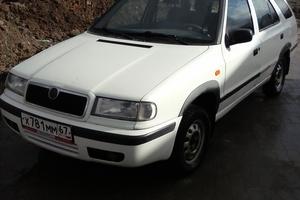 Автомобиль Skoda Felicia, среднее состояние, 1998 года выпуска, цена 70 000 руб., Смоленск