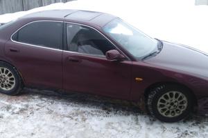 Автомобиль Mazda Xedos 6, среднее состояние, 1992 года выпуска, цена 125 000 руб., Дмитров