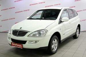 Авто SsangYong Kyron, 2011 года выпуска, цена 499 000 руб., Москва