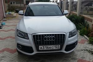 Подержанный автомобиль Audi Q5, отличное состояние, 2012 года выпуска, цена 1 800 000 руб., Анапа