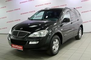 Авто SsangYong Kyron, 2008 года выпуска, цена 479 000 руб., Москва