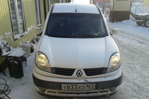 Авто Renault Kangoo, 2005 года выпуска, цена 260 000 руб., Самара