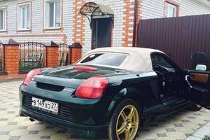 Автомобиль Toyota MR-S, хорошее состояние, 2000 года выпуска, цена 400 000 руб., Пензенская область