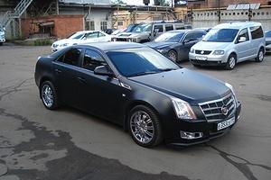 Подержанный автомобиль Cadillac CTS, отличное состояние, 2008 года выпуска, цена 710 000 руб., Ханты-Мансийск