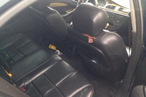 Автомобиль Jaguar S-Type, хорошее состояние, 2000 года выпуска, цена 290 000 руб., Москва