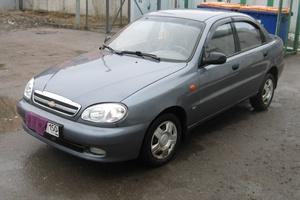 Подержанный автомобиль Chevrolet Lanos, хорошее состояние, 2009 года выпуска, цена 165 000 руб., Электросталь