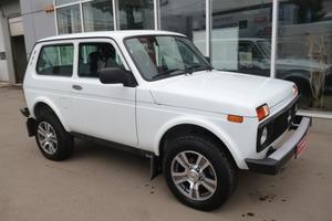 Авто ВАЗ (Lada) 4x4, 2014 года выпуска, цена 337 000 руб., Краснодар