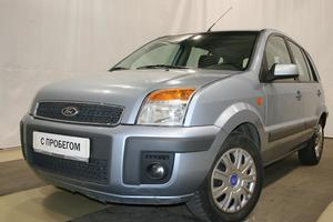 Авто Ford Fusion, 2008 года выпуска, цена 320 000 руб., Санкт-Петербург