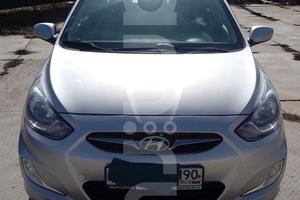 Автомобиль Hyundai Solaris, отличное состояние, 2011 года выпуска, цена 440 000 руб., Московская область