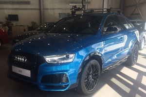 Новый автомобиль Audi Q3, 2017 года выпуска, цена 2 220 000 руб., Екатеринбург
