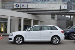 Подержанный автомобиль Audi A3, отличное состояние, 2012 года выпуска, цена 579 000 руб., Москва