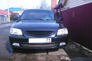 Подержанный автомобиль Hyundai Accent, отличное состояние, 2010 года выпуска, цена 275 000 руб., Серпухов